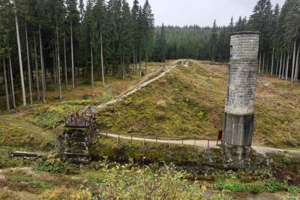 Badatelský kroužek u Protržené přehrady